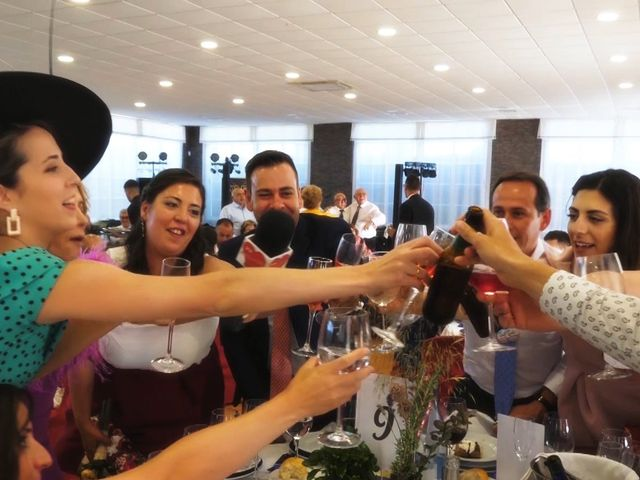 La boda de Fran y Cecilia en Seron, Almería 17