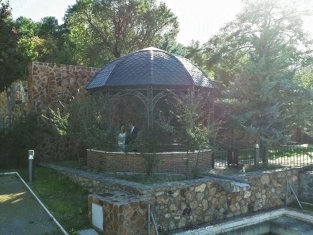 La boda de Fran y Cecilia en Seron, Almería 20