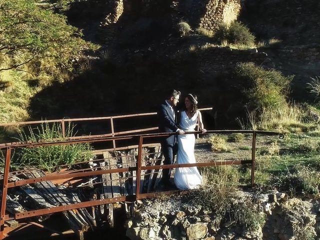 La boda de Fran y Cecilia en Seron, Almería 21