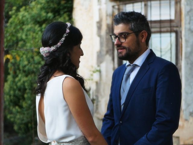 La boda de Fran y Cecilia en Seron, Almería 22