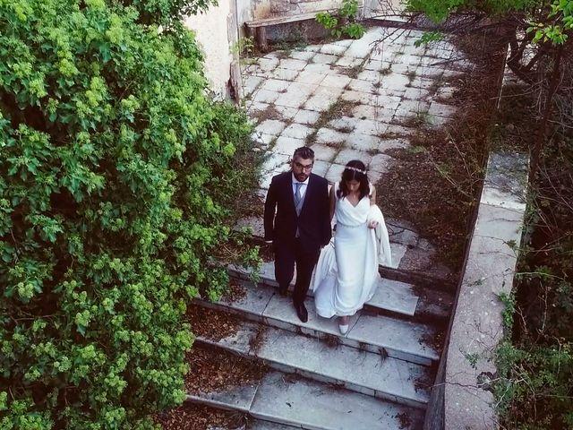 La boda de Fran y Cecilia en Seron, Almería 23