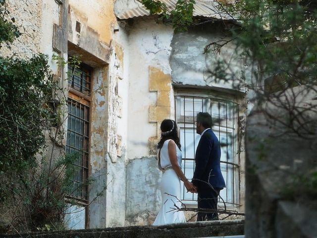 La boda de Fran y Cecilia en Seron, Almería 24