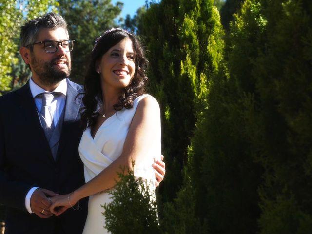 La boda de Fran y Cecilia en Seron, Almería 25