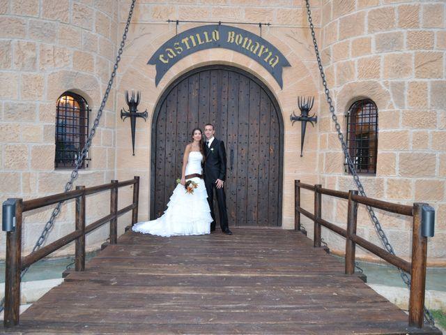 La boda de Vanessa y Sergio en Zaragoza, Zaragoza 2