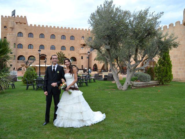 La boda de Vanessa y Sergio en Zaragoza, Zaragoza 8