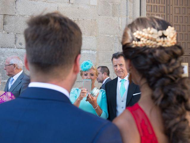 La boda de Adrián y Patricia en Segovia, Segovia 11