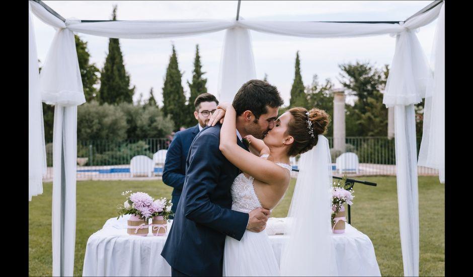 La boda de Jon y Marta en Zaragoza, Zaragoza