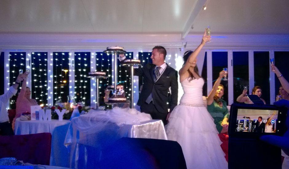 La boda de Maryló y Alex en Illetas, Islas Baleares
