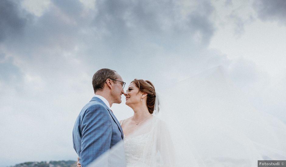 La boda de Lee y Lanley en Sant Pere De Ribes, Barcelona