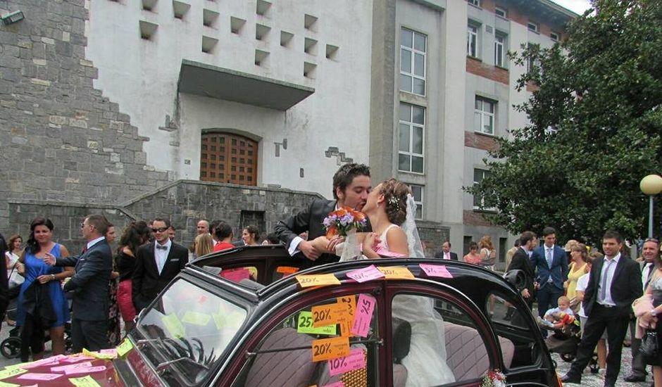La boda de Alberto y Verónica en Urnieta, Guipúzcoa