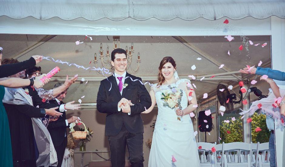 La boda de Alberto y Gema en Madrid, Madrid