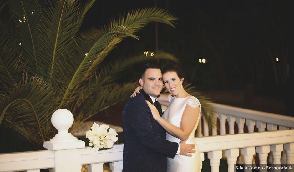 La boda de Manolo y Noelia en Alhaurin De La Torre, Málaga