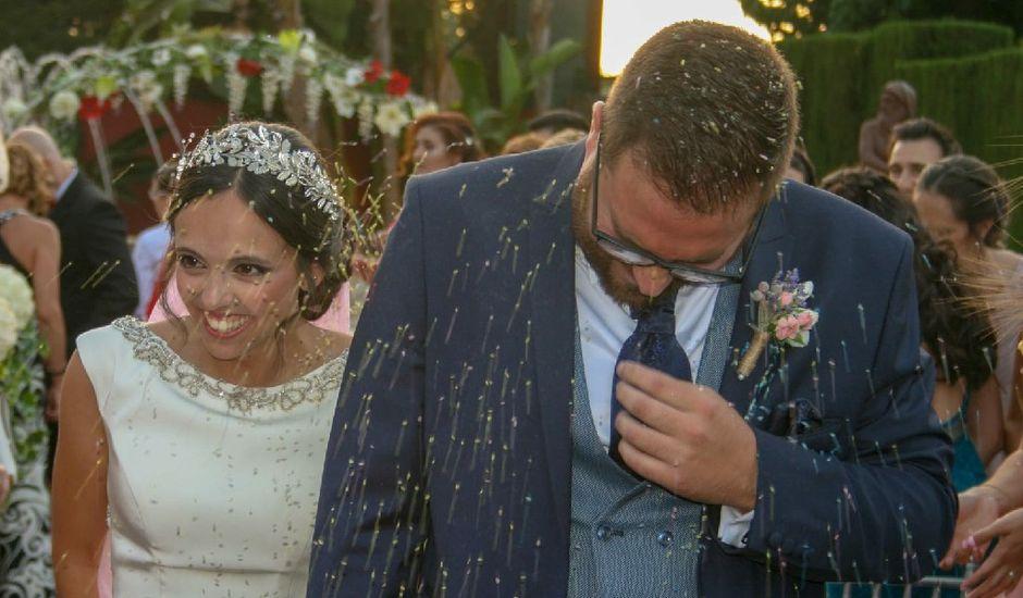 La boda de José y Inma  en Salteras, Sevilla