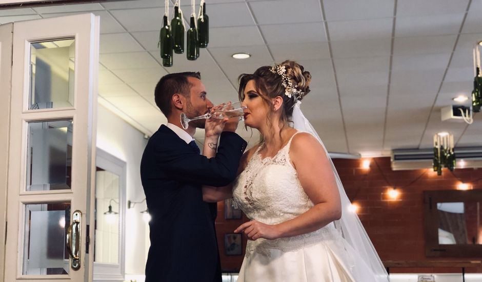 La boda de Jonatan y Lorena en Aspe, Alicante
