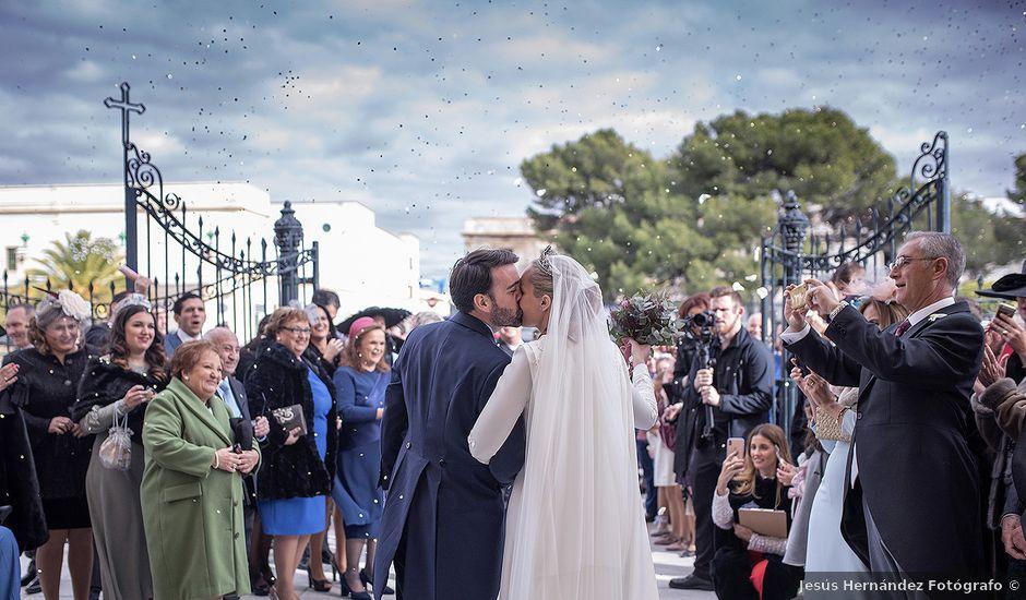 La boda de Miguel y Mª Amparo en Jerez De La Frontera, Cádiz