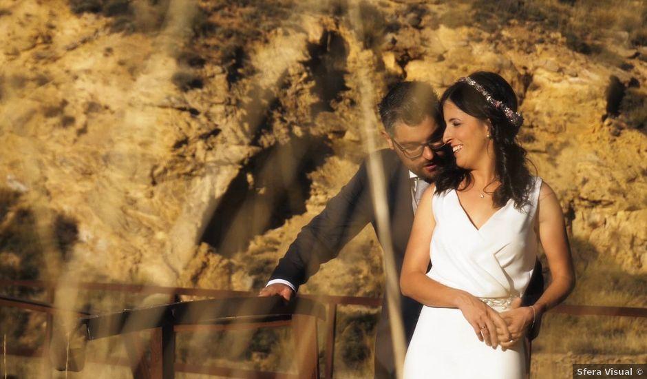 La boda de Fran y Cecilia en Seron, Almería