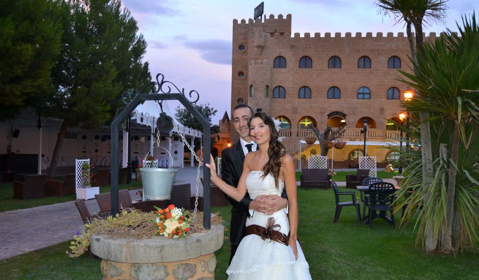 La boda de Vanessa y Sergio en Zaragoza, Zaragoza