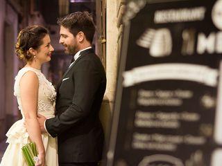 La boda de Maja y Victor