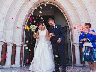 La boda de Katia y Diego