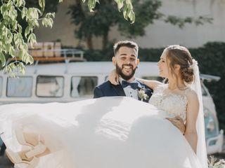 La boda de Belen y Adrián