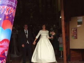 La boda de Lorena   y Miguel Ángel   2