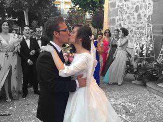 La boda de Lorena   y Miguel Ángel
