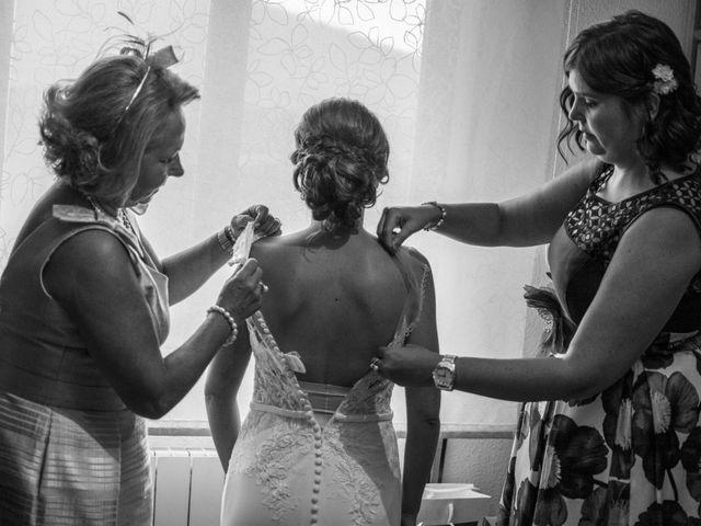La boda de Arkaitz y Olatz en Loiu, Vizcaya 10