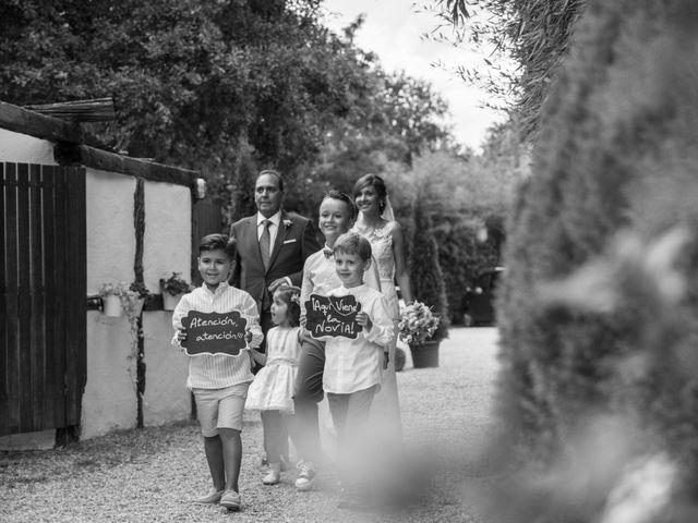 La boda de Arkaitz y Olatz en Loiu, Vizcaya 17