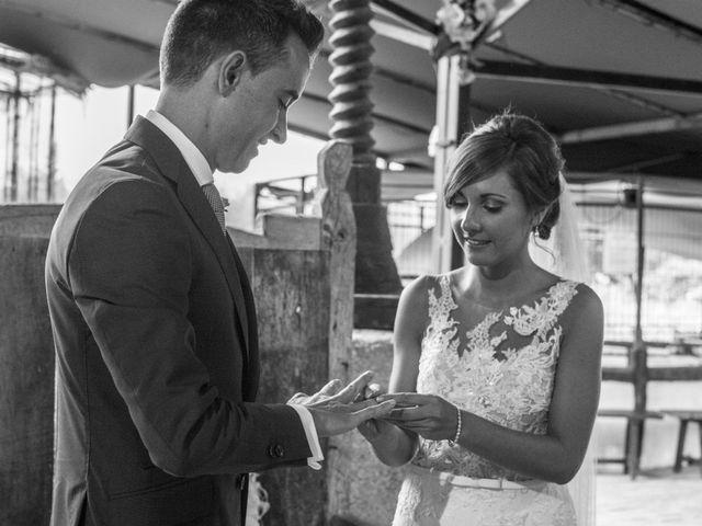 La boda de Arkaitz y Olatz en Loiu, Vizcaya 20