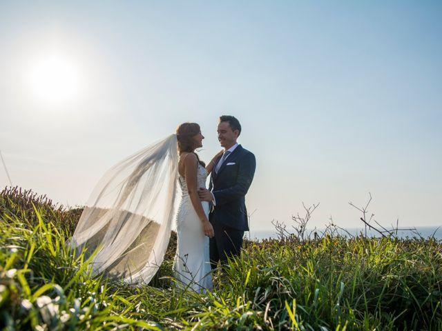 La boda de Arkaitz y Olatz en Loiu, Vizcaya 43