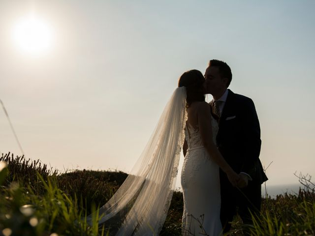 La boda de Arkaitz y Olatz en Loiu, Vizcaya 44