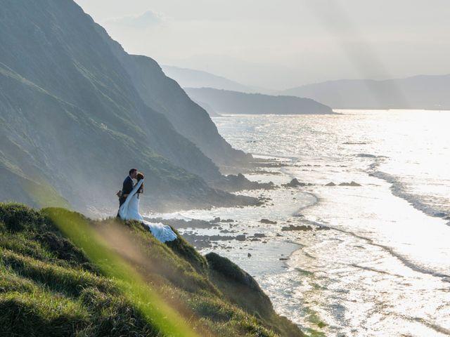 La boda de Arkaitz y Olatz en Loiu, Vizcaya 46
