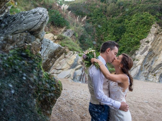 La boda de Arkaitz y Olatz en Loiu, Vizcaya 51