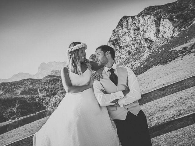 La boda de Diego y Arantxa en Oviedo, Asturias 47