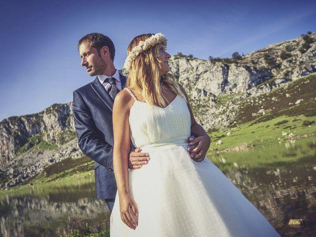 La boda de Diego y Arantxa en Oviedo, Asturias 49