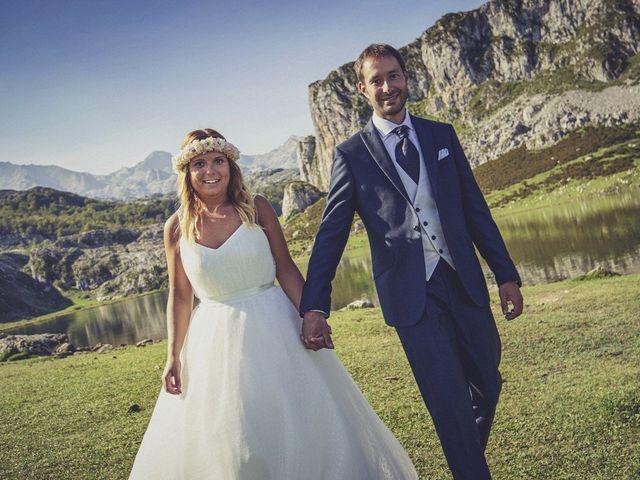 La boda de Diego y Arantxa en Oviedo, Asturias 53