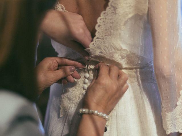 La boda de Ismael y Isabel en L' Ènova, Valencia 42