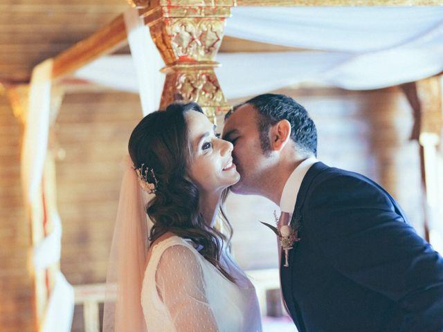 La boda de Ismael y Isabel en L' Ènova, Valencia 46