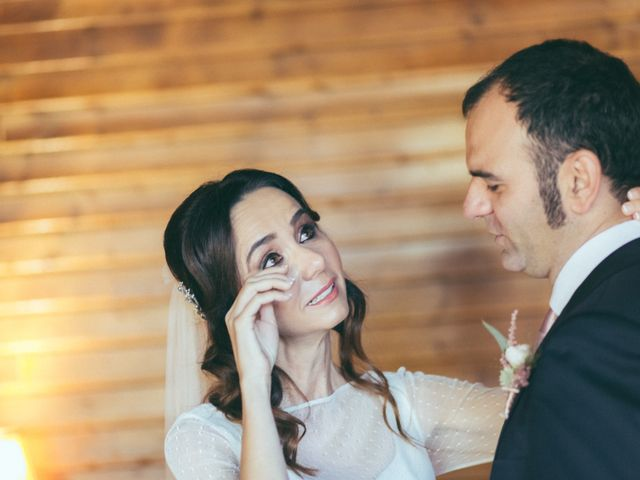 La boda de Ismael y Isabel en L' Ènova, Valencia 48