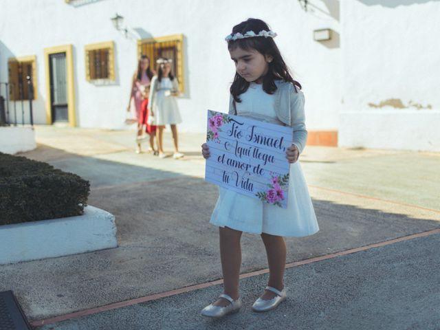 La boda de Ismael y Isabel en L' Ènova, Valencia 75