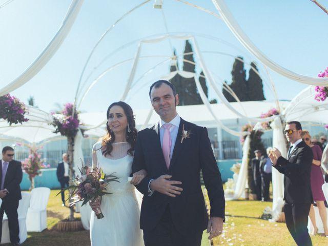 La boda de Ismael y Isabel en L' Ènova, Valencia 80