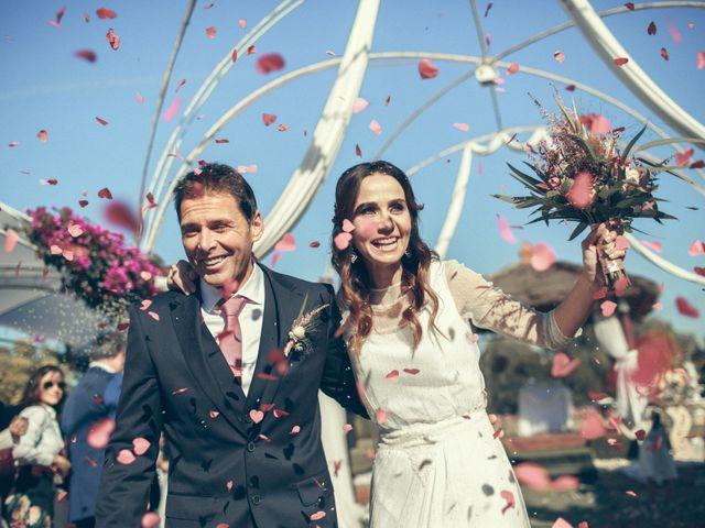 La boda de Isabel y Ismael