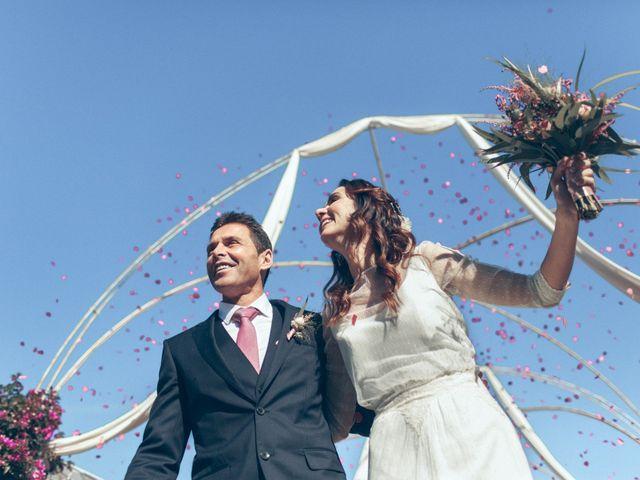 La boda de Ismael y Isabel en L' Ènova, Valencia 109