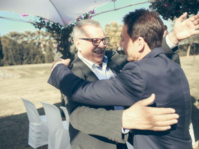 La boda de Ismael y Isabel en L' Ènova, Valencia 114