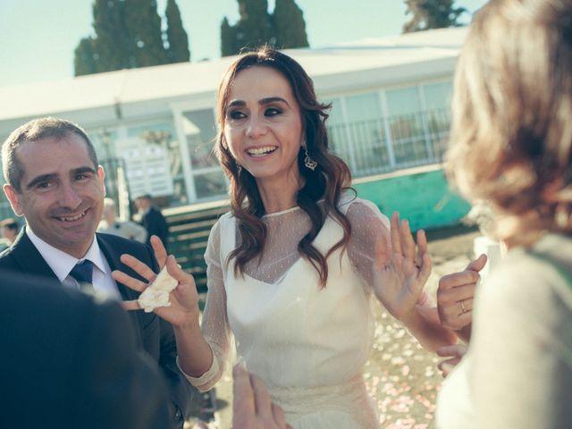 La boda de Ismael y Isabel en L' Ènova, Valencia 116