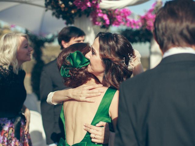 La boda de Ismael y Isabel en L' Ènova, Valencia 118