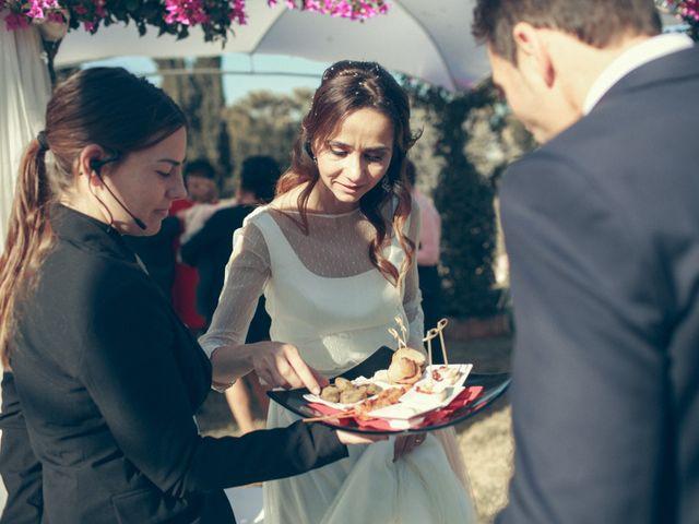 La boda de Ismael y Isabel en L' Ènova, Valencia 121