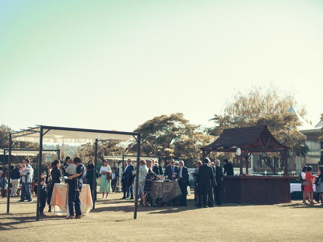 La boda de Ismael y Isabel en L' Ènova, Valencia 122