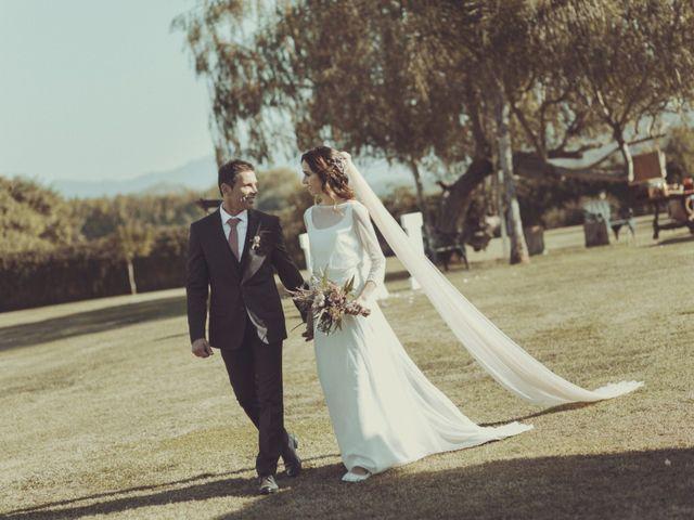 La boda de Ismael y Isabel en L' Ènova, Valencia 126