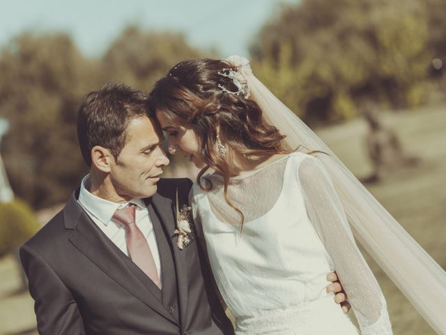 La boda de Ismael y Isabel en L' Ènova, Valencia 129